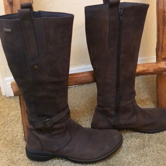 8d0c9f212ec11 Merrell Shoes | Merrill Boots Waterproof Size 10 Color Espresso ...